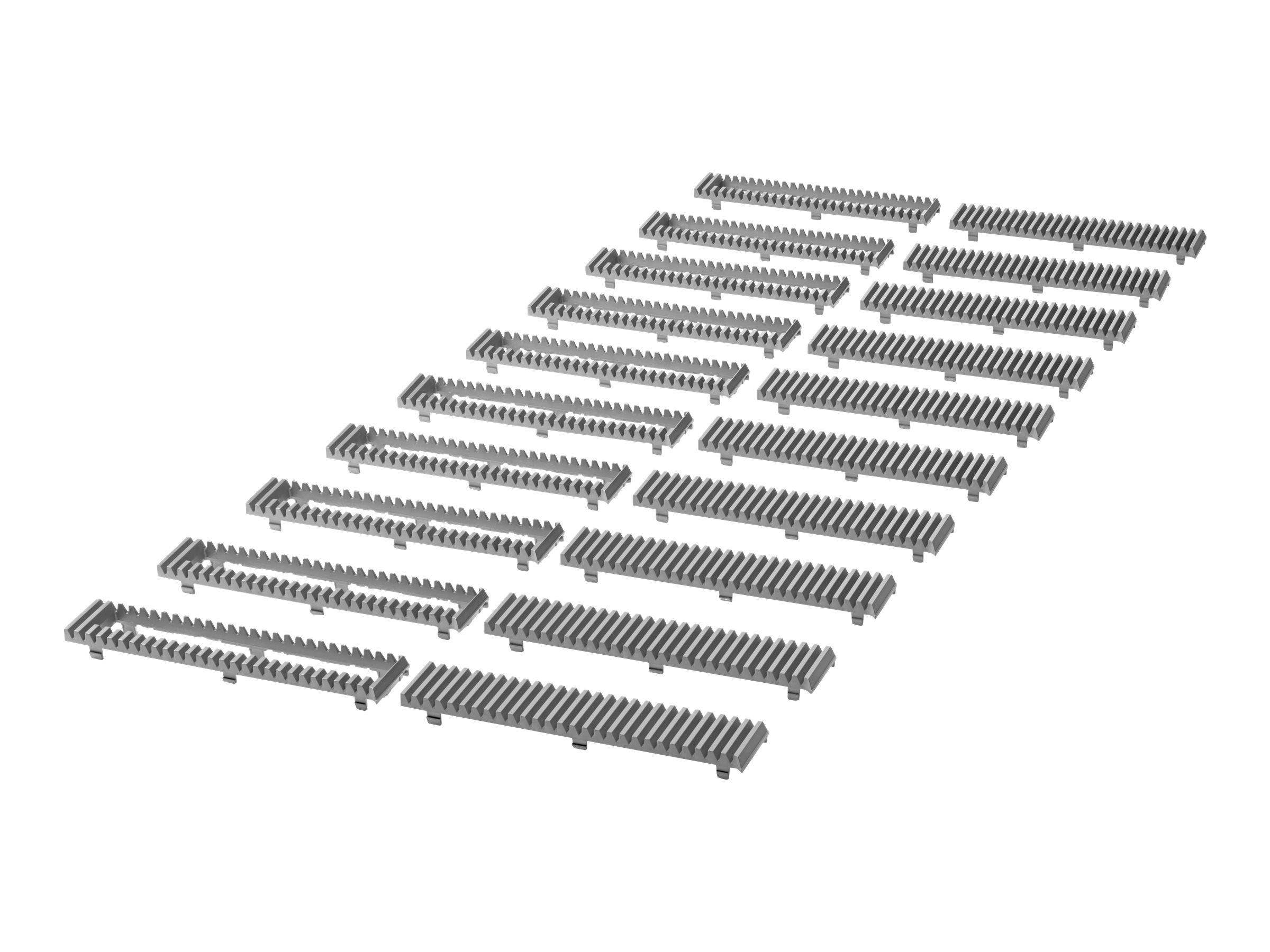 HP Tower Bezel Support Kit - Einfassung für optisches Laufwerk (Packung mit 10) - für EliteDesk 800 G2 (Tower)