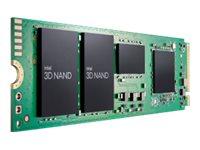 Intel Solid-State Drive 670p Series - Solid-State-Disk - verschlüsselt - 2 TB - intern - M.2 2280