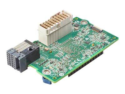 HPE Synergy 3820C - Netzwerkadapter - PCIe 3.0 x8 Mezzanine - 20 Gigabit CEE x 2 - für Synergy 480 Gen10, 480 Gen9, 620 Gen9, 66
