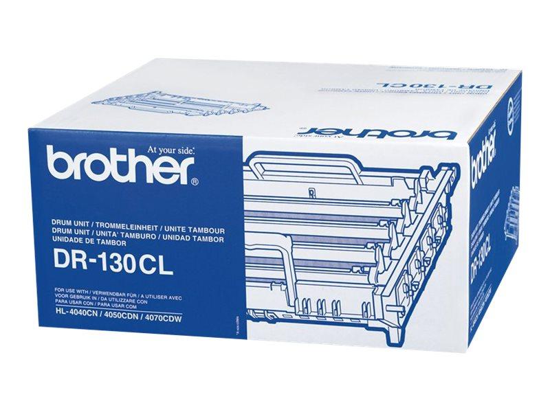 Brother DR130CL - Trommel-Kit - für Brother DCP-9040, 9042, 9045, HL-4040, 4050, 4070, MFC-9440, 9450, 9840