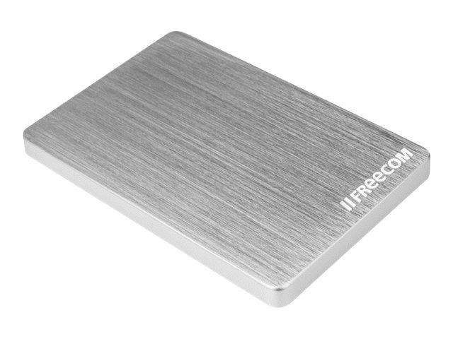 Freecom mSSD Slim - Solid-State-Disk - 240 GB - extern (tragbar) - M.2 - USB 3.1 Gen 1 (USB-C Steckverbinder)