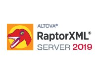 Altova RaptorXML Server 2019 - Abonnement-Lizenz (2 Jahre) - 1 Server, 24 Kerne - Linux, Win, Mac