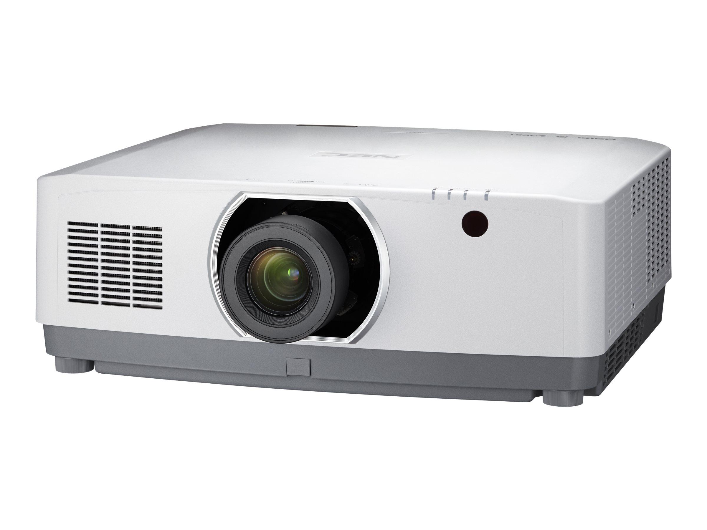NEC PA653UL - 3-LCD-Projektor - 3D - 6500 ANSI-Lumen - WUXGA (1920 x 1200) - 16:10