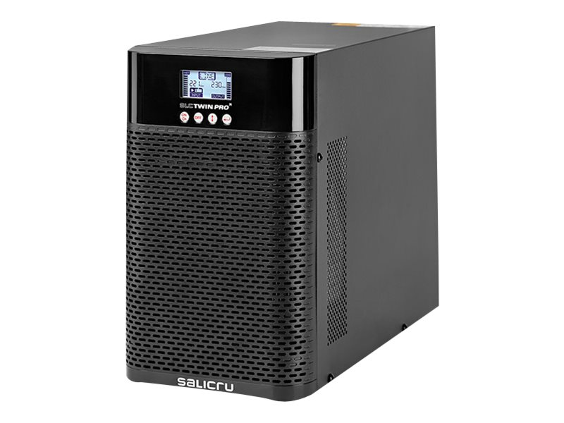 SALICRU SLC TWIN PRO2 1500 - USV - Wechselstrom 220/230/240 V - 1350 Watt - 1500 VA - USB