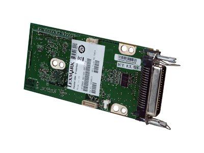 Lexmark 1284-B - Parallel-Adapter - IEEE 1284 - für Lexmark C746, C748, C792, C950, TS652, X746, X748, X792, X860dhe 4, X925, X9