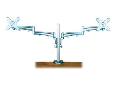 VALUE - Tischhalterung für 2 LCD-Displays - Schreibtisch