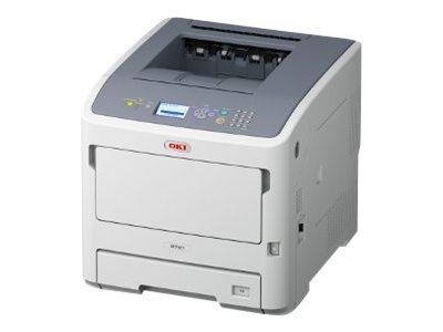OKI B731dnw - Drucker - monochrom - Duplex - LED - A4