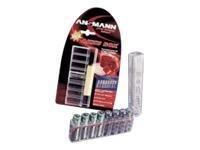 ANSMANN Akku Box - Batteriebehälter