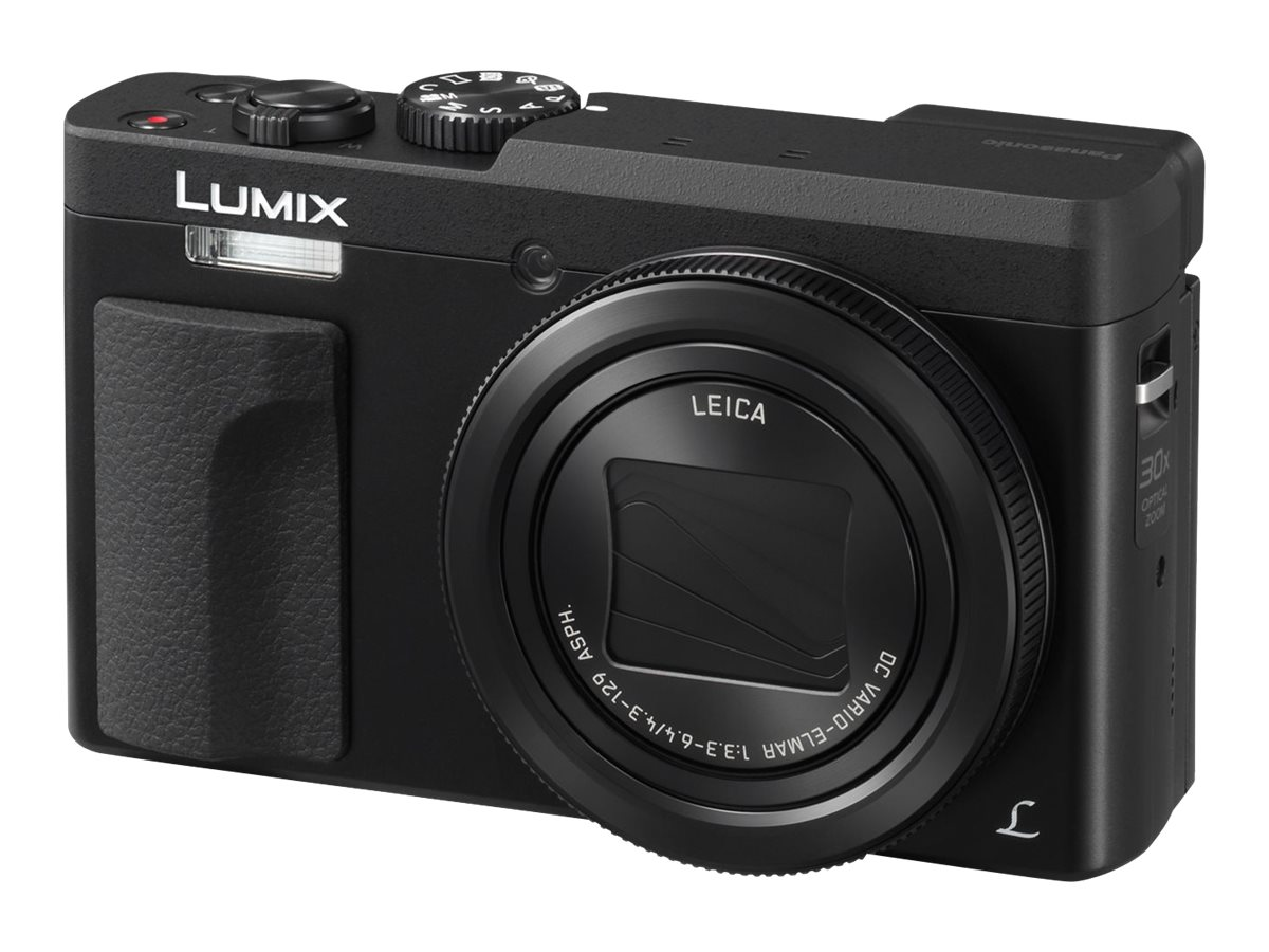 Panasonic Lumix DC-TZ91 - Digitalkamera - Kompaktkamera - 20.3 MPix - 4K / 30 BpS - 30x optischer Zoom
