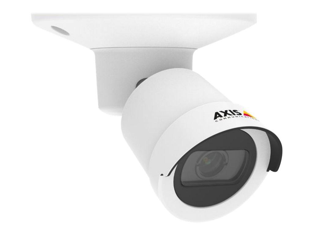 AXIS Companion Bullet Mini LE - Netzwerk-Überwachungskamera - Aussenbereich - Vandalismussicher / Wetterbeständig - Farbe (Tag&N