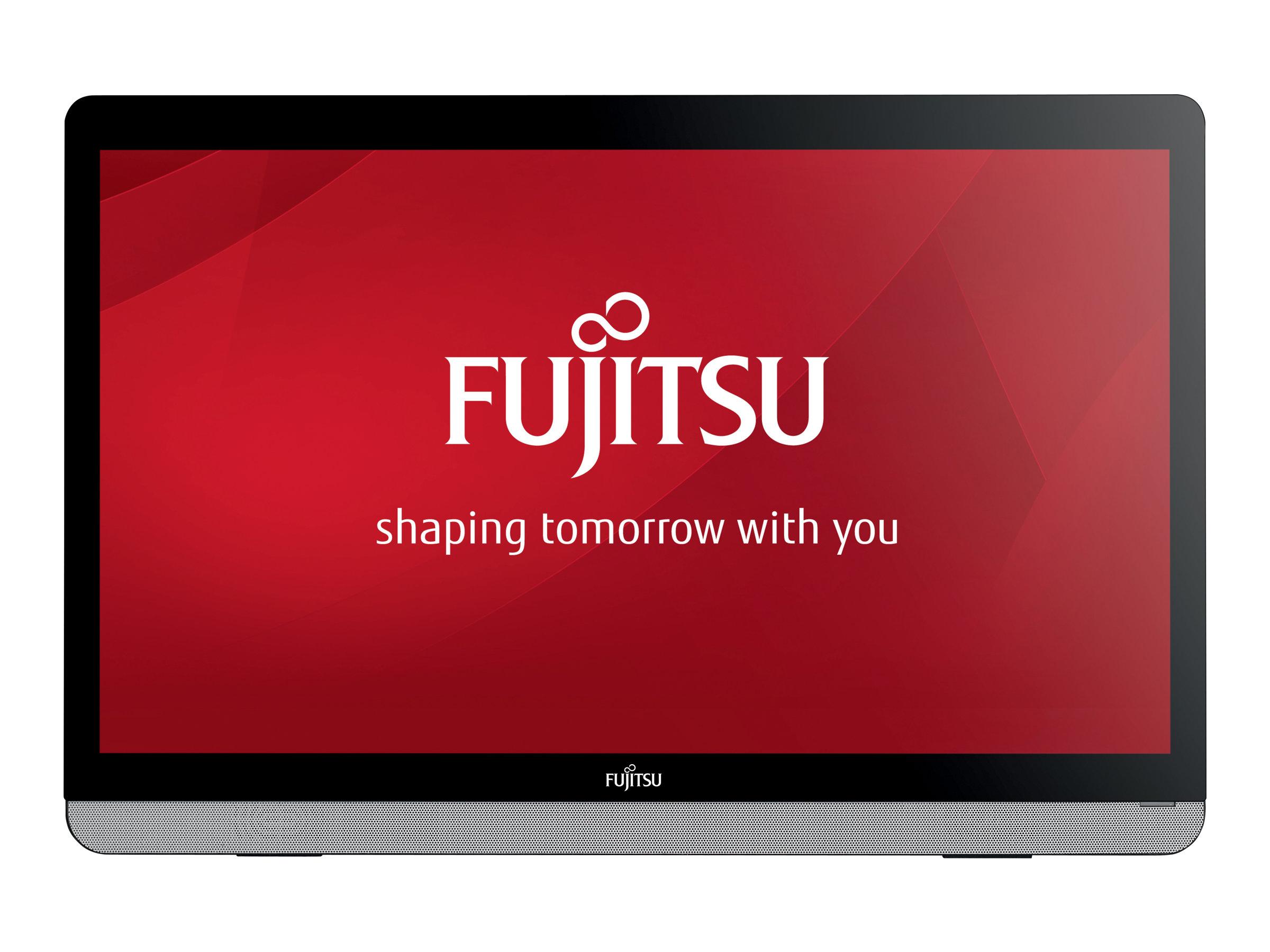 Fujitsu E22 Touch - LED-Monitor - 54.6 cm (21.5