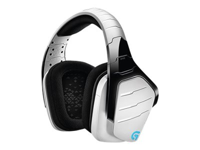 Logitech Gaming Headset G933 Artemis Spectrum - Snow Edition - Headset-System - 7.1-Kanal - Full-Size - kabellos