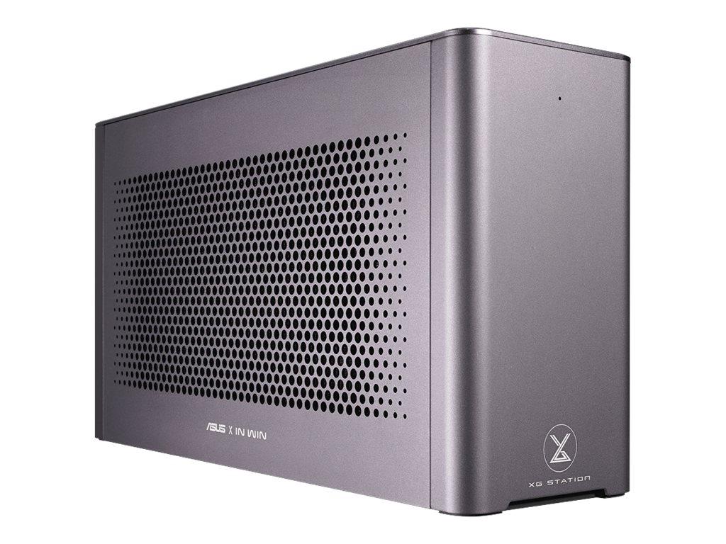 ASUS XG Station Pro - Externes GPU-Gehäuse - Thunderbolt 3 - Space-grau