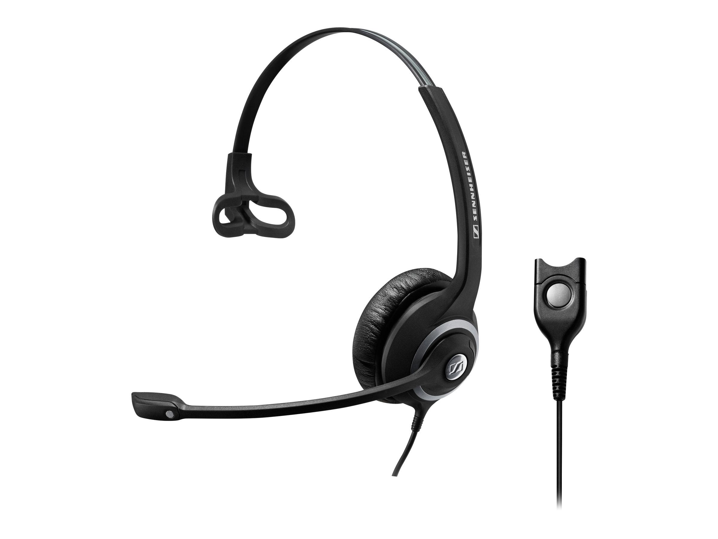 Sennheiser Circle SC 230 - Headset - On-Ear - kabelgebunden - aktive Rauschunterdrückung - Easy Disconnect
