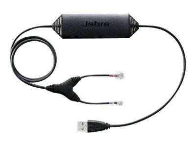 Jabra Link 14201-30 - Headsetadapter - USB männlich bis RJ-9, RJ-45 - 90 cm - für Cisco Unified IP Phone 8941, 8945, 8961, 9951,