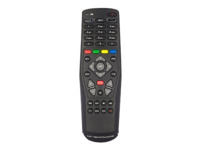 Dream Multimedia RC-10 - Fernbedienung - für DreamBox DM 500 HD, DM 7020 HD, DM 800 HD se, DM 8000 HD PVR
