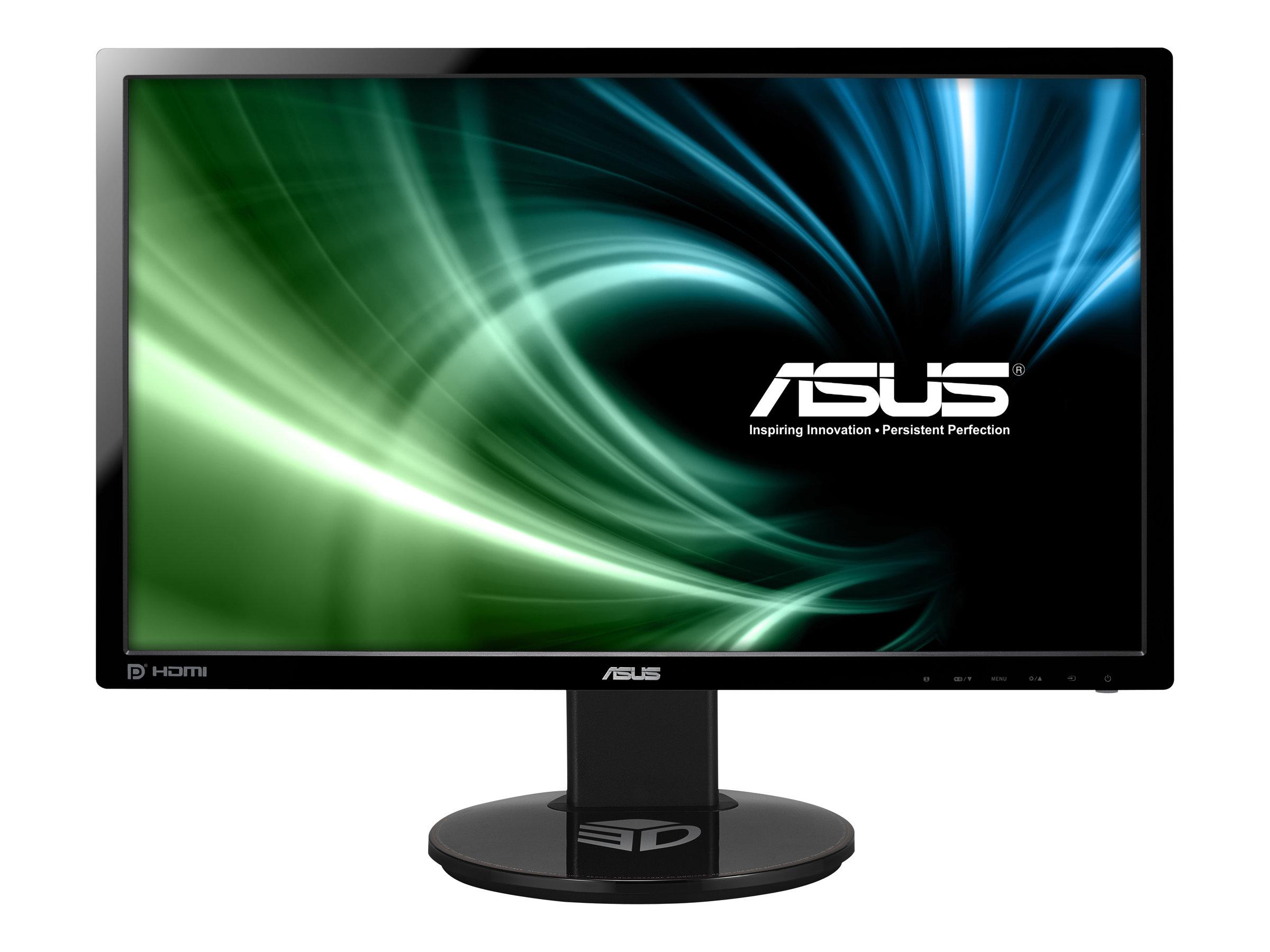 ASUS VG248QE - 3D LED-Monitor - 61 cm (24
