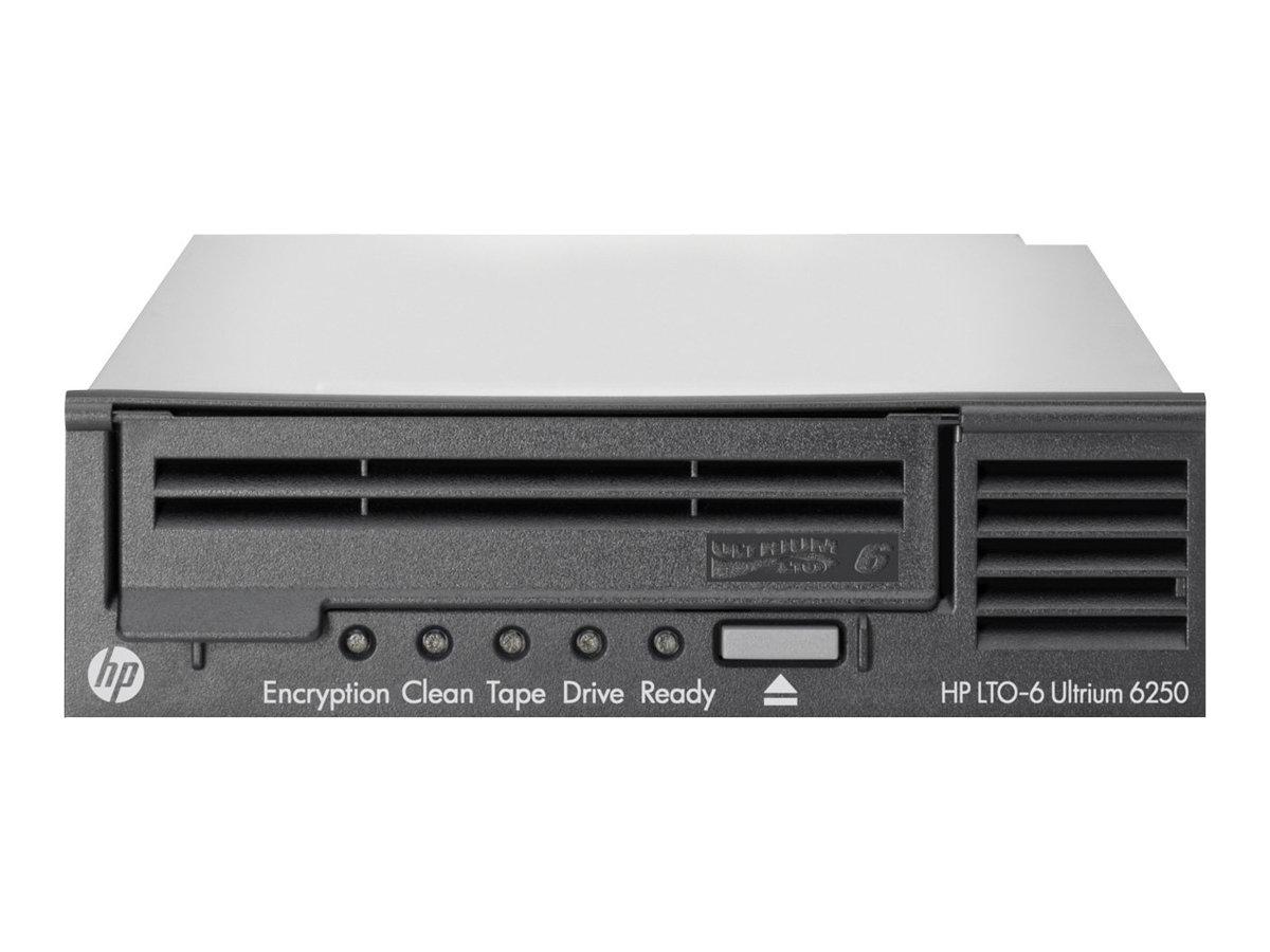 [Wiederaufbereitet] HPE StoreEver 6250 - Bandlaufwerk - LTO Ultrium (2.5 TB / 6.25 TB) - Ultrium 6 - SAS-2 - intern