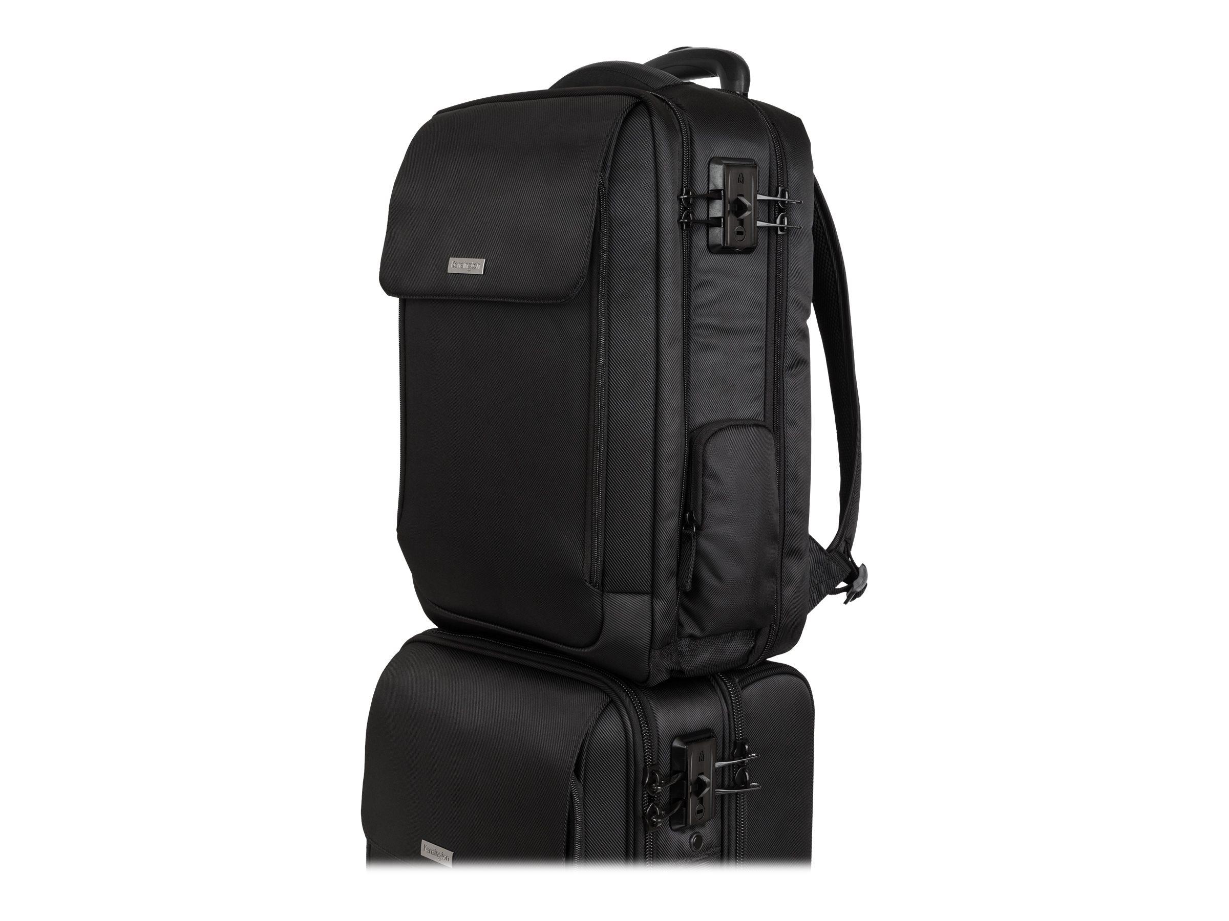 Kensington SecureTrek Laptop Overnight - Notebook-Rucksack - 43.2 cm (17