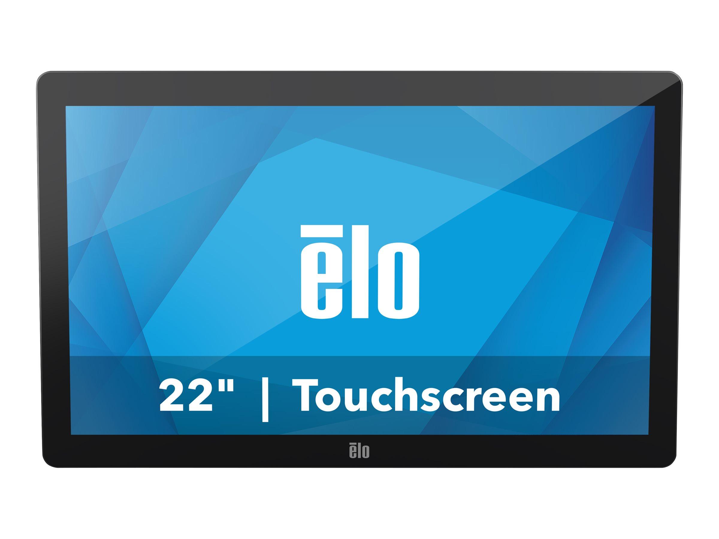 Elo 2202L - LED-Monitor - 55.9 cm (22