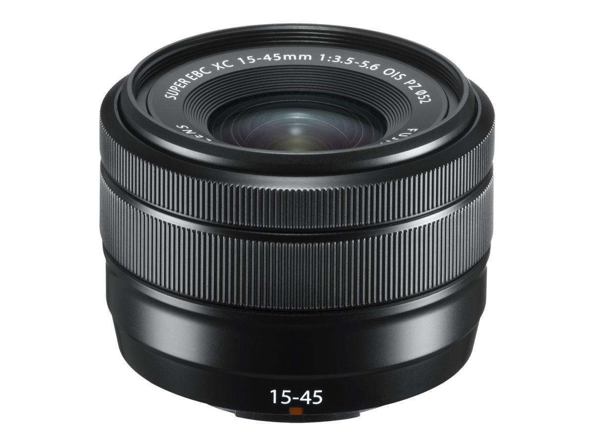 Fujinon XC - Zoomobjektiv - 15 mm - 45 mm - f/3.5-5.6 OIS PZ - Fujifilm X Mount