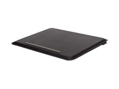 Belkin CushDesk - Notebook-Kühlpad - Soft Gray, Pitch Black