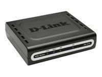 D-Link DSL 321B - DSL-Modem - Ethernet 100 - 24 Mbps