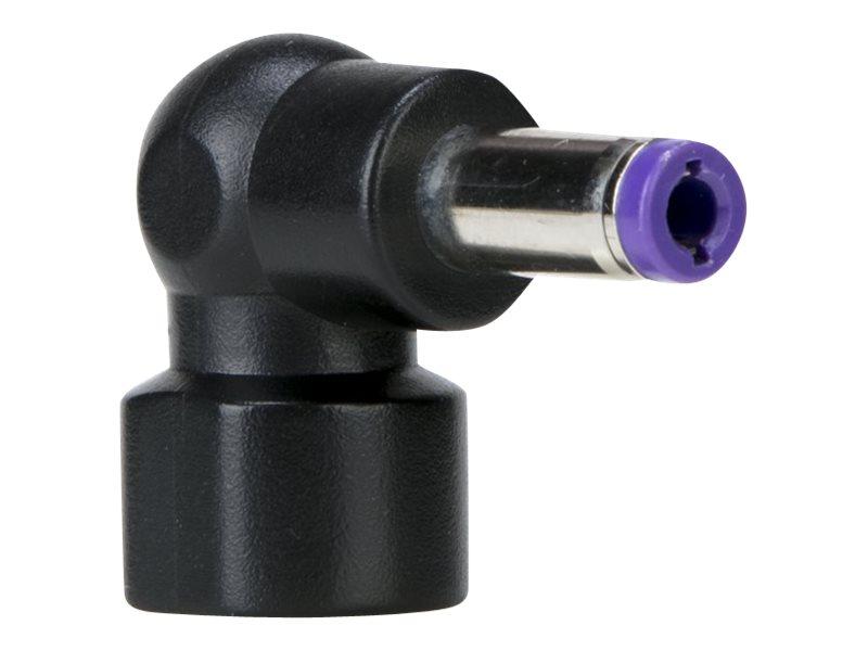Targus Device Power Tip PT-3P - Adapter für Power Connector - Schwarz