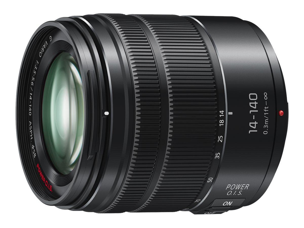 Panasonic Lumix H-FSA14140E - Zoomobjektiv - 14 mm - 140 mm - f/3.5-5.6 G VARIO II - Micro Four Thirds