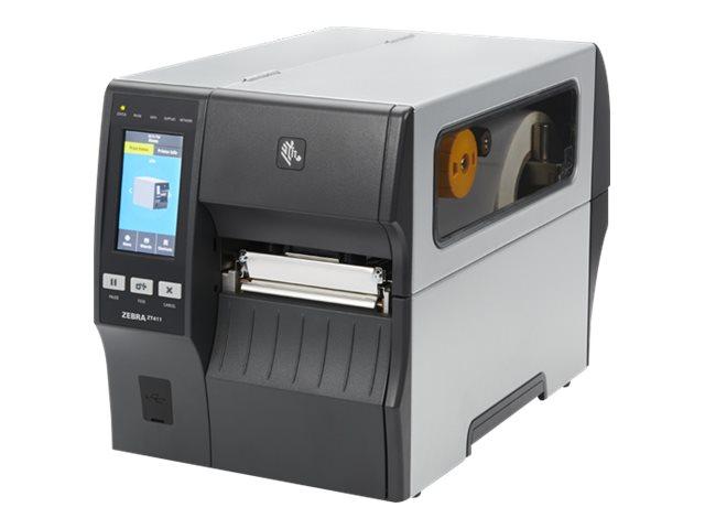 Zebra ZT400 Series ZT411 - Etikettendrucker - TD/TT - Rolle (11,4 cm) - 203 dpi - bis zu 356 mm/Sek.