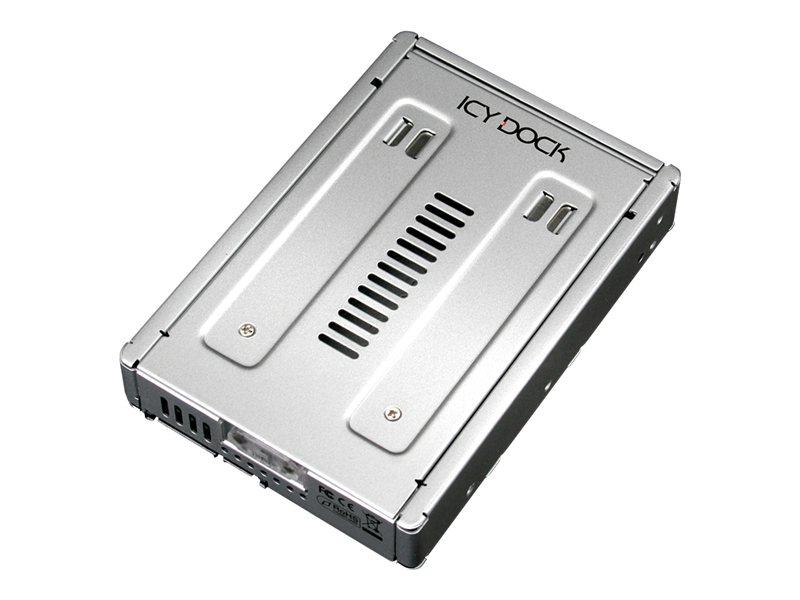 Cremax ICY Dock MB982SP-1s - Laufwerksschachtadapter - 3,5