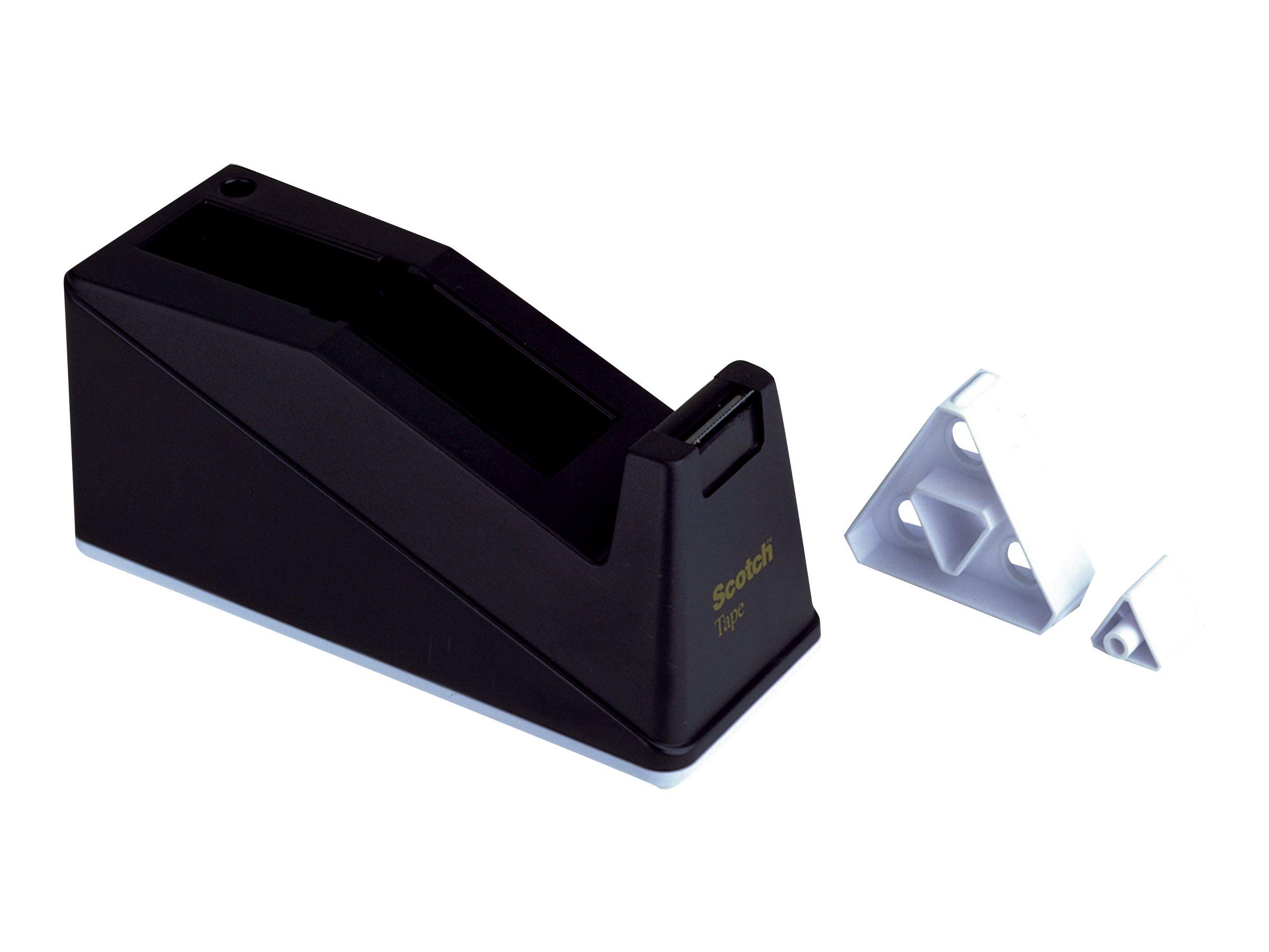 Scotch C10 - Abroller - Schreibtisch - Schwarz