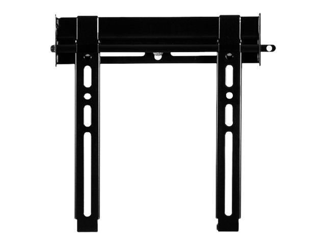 B-TECH BTV500 - Befestigungskit (Wandmontage) für Flachbildschirm - Schwarz - Bildschirmgrösse: bis zu 106,7 cm (bis zu 42 Zoll)