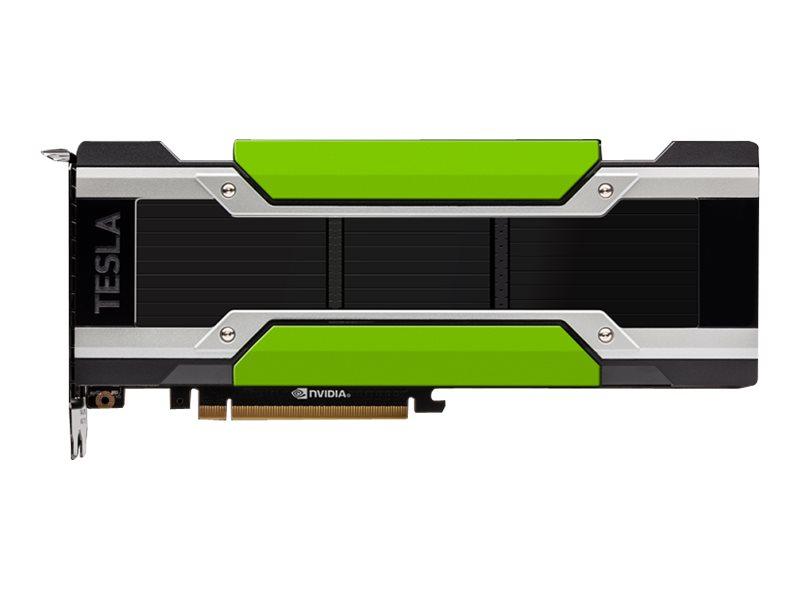 NVIDIA Tesla P100 - GPU-Rechenprozessor - Tesla P100 - 16 GB HBM2 - PCIe 3.0 x16 - ohne Lüfter