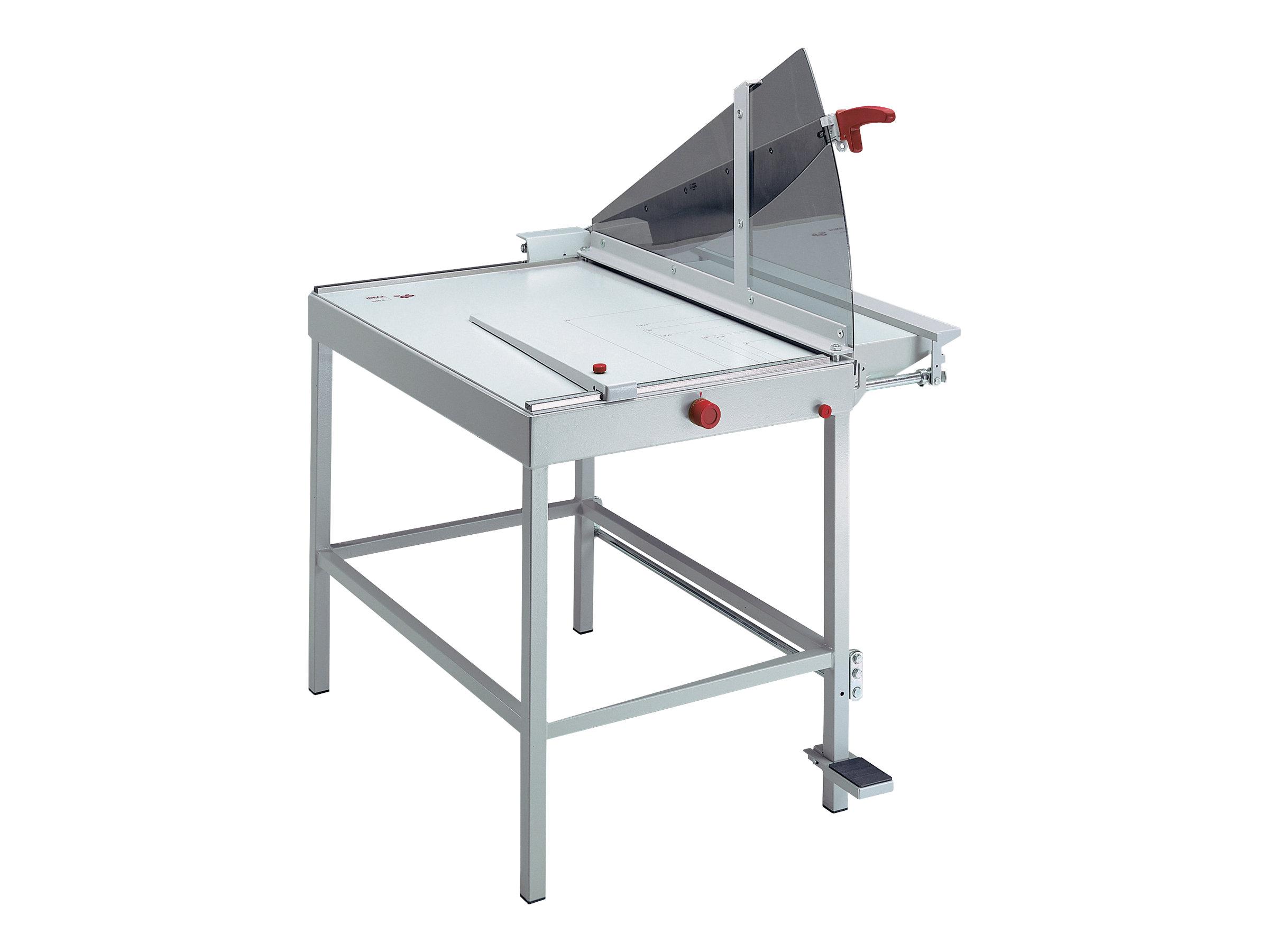 IDEAL 1080 - Schneideeinrichtung - 800 mm - Papier, Karton
