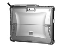 UAG Rugged Case for Microsoft Surface Go - Plyo Ice - Hintere Abdeckung für Tablet - widerstandsfähig - für Microsoft Surface Go