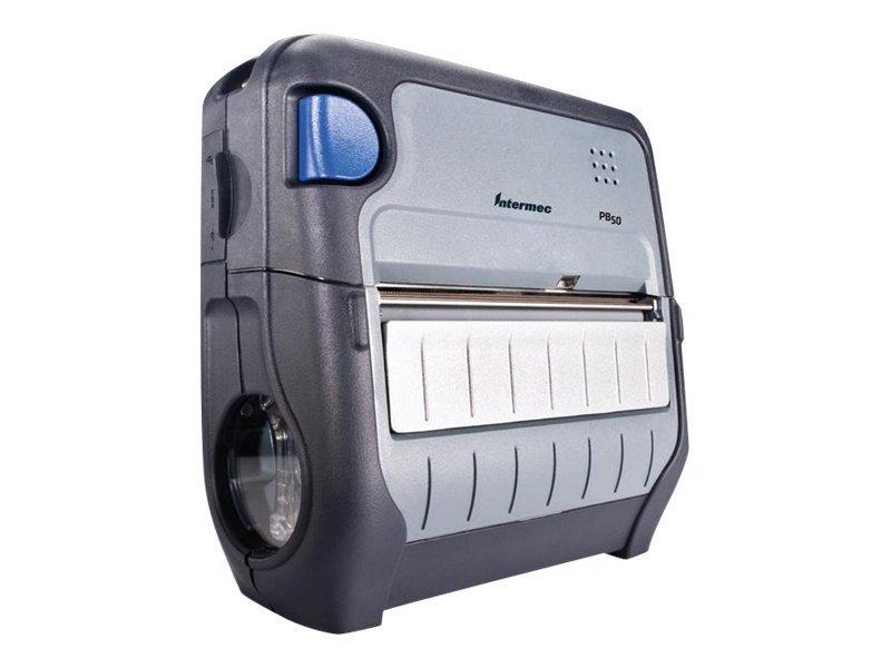 Intermec PB50 - Etikettendrucker - Thermodirekt - Rolle (11,2 cm) - 203 dpi - bis zu 102 mm/Sek.