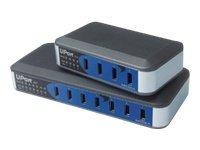 Moxa UPort 207 - Hub - 7 x USB 2.0 - Desktop