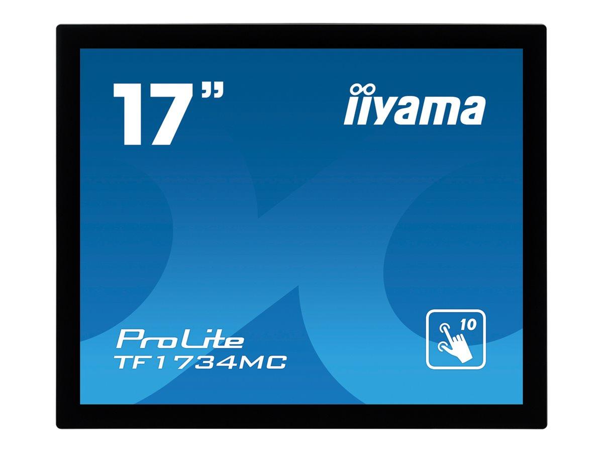 iiyama ProLite TF1734MC-B1X - LED-Monitor - 43.2 cm (17