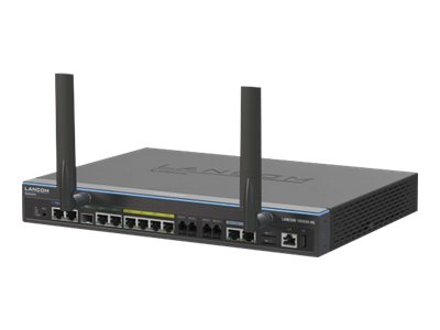 LANCOM 1906VA-4G - Router - ISDN/WWAN/DSL - 4-Port-Switch - GigE, PPP - VoIP-Telefonadapter
