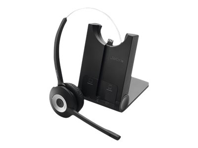 Jabra PRO 935 Dual Connectivity for MS - Headset - On-Ear - konvertierbar - Bluetooth - kabellos