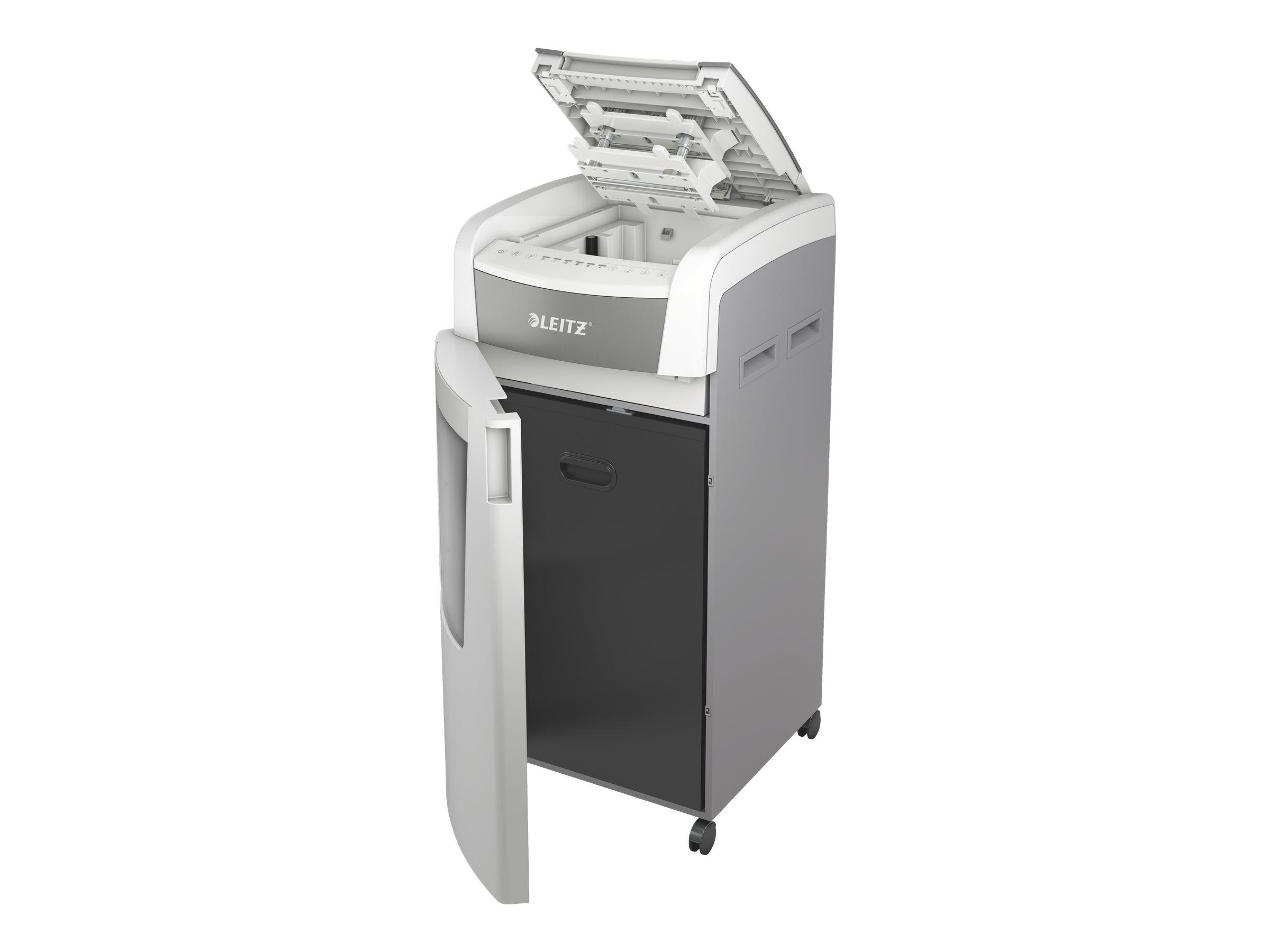 Leitz IQ AutoFeed Office Pro 600 P5 - Vorzerkleinerer - Mikroschnitt - 2 x 15 mm - P-5