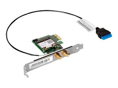 Lenovo AC Wi-Fi Solution 7260 - Netzwerkadapter - PCIe - Bluetooth, 802.11ac - für ThinkStation P500 30A6, 30A7; P700 30A8, 30A9