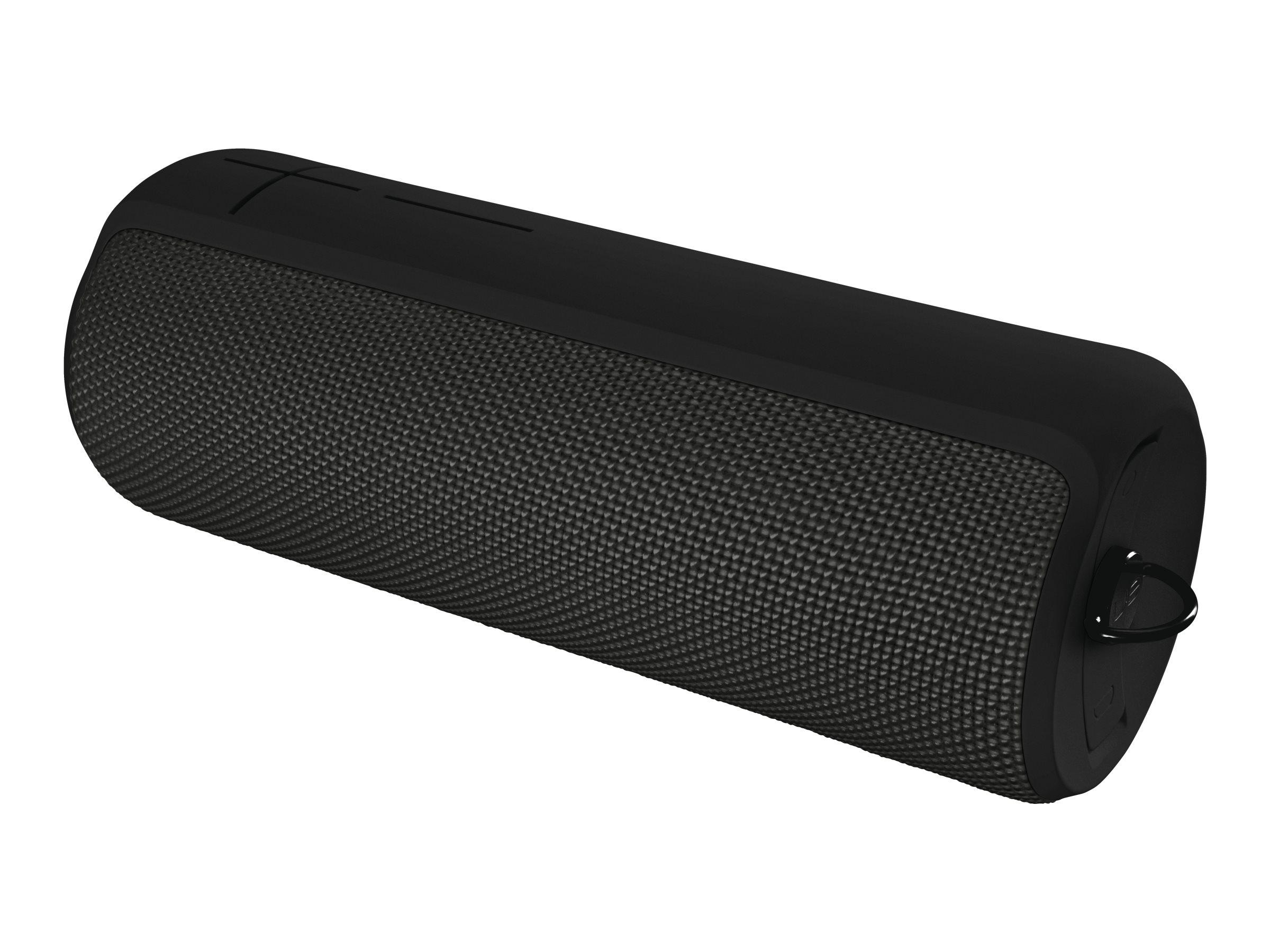 Ultimate Ears BOOM 2 - Lautsprecher - tragbar - kabellos - Bluetooth, NFC - Drache schwarz
