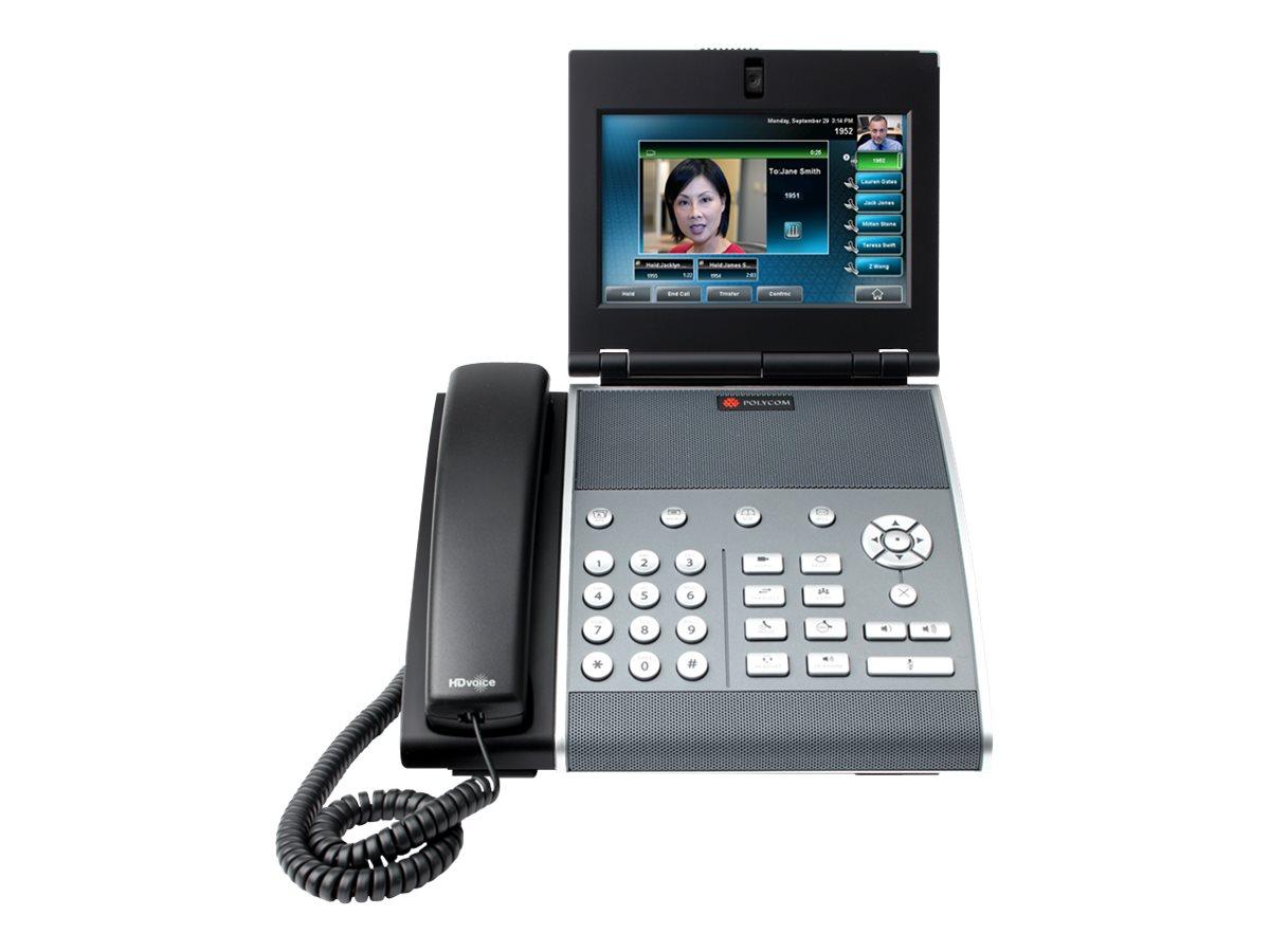 Polycom VVX 1500 - IP-Videotelefon - SIP - mehrere Leitungen