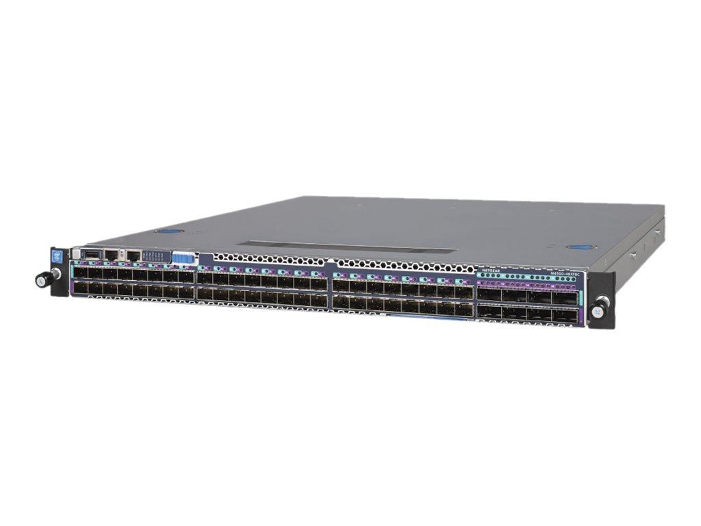 NETGEAR M4500-48XF8C - Switch - L3 - managed - 48 x 10 Gigabit SFP28 + 8 x 100 Gigabit QSFP28 - an Rack montierbar
