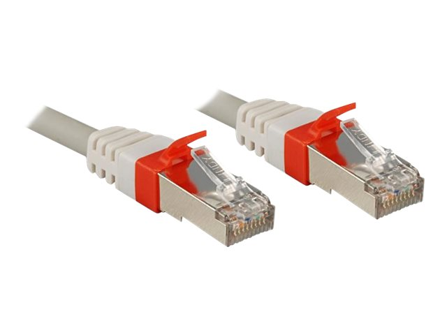 Lindy - Patch-Kabel - RJ-45 (M) bis RJ-45 (M) - 5 m - SSTP-Kabel - CAT 6a