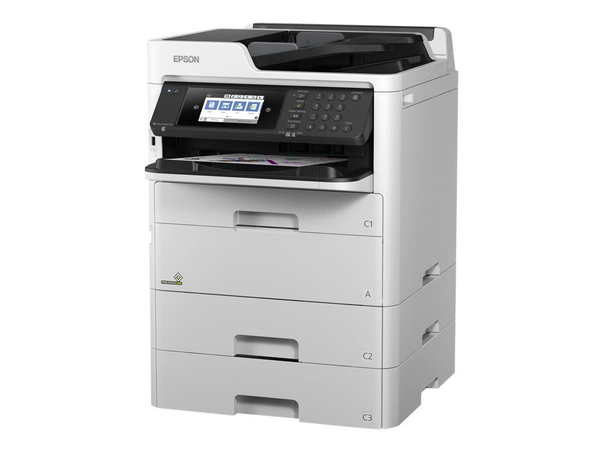 Epson WorkForce Pro WF-C579RD2TWF - Multifunktionsdrucker - Farbe - Tintenstrahl - Legal (216 x 356 mm) (Original) - A4/Legal (M