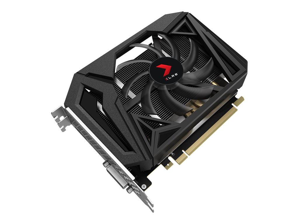 PNY XLR8 GeForce GTX 1660 Ti Gaming - Overclocked Edition - Grafikkarten - GF GTX 1660 Ti - 6 GB GDDR6 - PCIe 3.0 x16