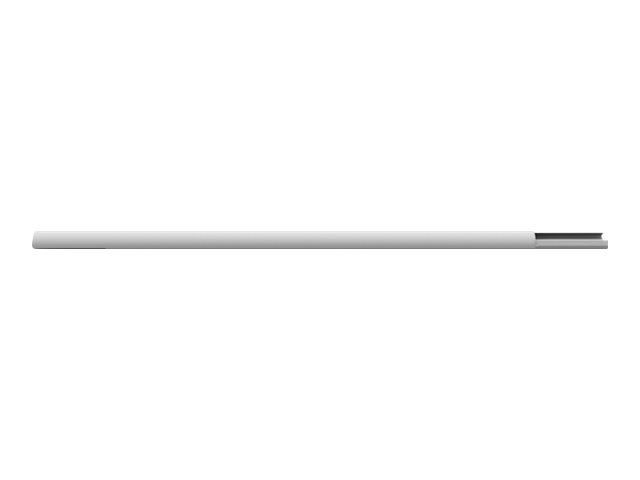 HAGOR KK - Montagekomponente (Kabelkanal) - Aluminium - weiss